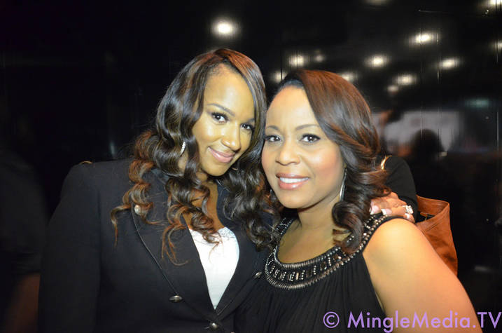 Me with Jackie Christie at the HBFF